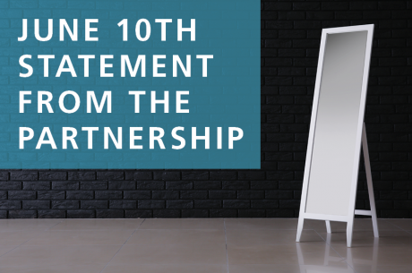 June 10th Statement from the Partnership
